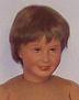 Käthe Kruse Schaufenster-Puppe Ilse
