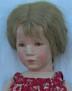 Käthe Kruse Puppe VIII Helene