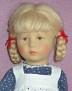 Käthe Kruse Puppe XII Mimerle