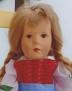 Käthe Kruse Puppe I/VIII aus Bad Kösen