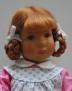 Käthe Kruse Puppe Amelie mit Kleidung Holli