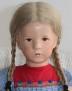 Käthe Kruse Puppe Anne-Marie