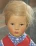 Käthe Kruse Puppe IX Ilsebill