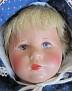 Käthe Kruse Puppe von 1960
