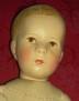 Käthe Kruse Puppe IX mit Stoffkopf