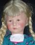 Käthe Kruse VEB-Puppe