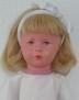 Käthe Kruse Puppe um 1956