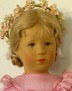 Käthe Kruse Puppe Mareile