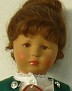 Käthe Kruse Puppe Bärbel