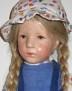 Käthe Kruse Puppe VIII Ilsebill