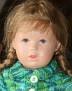 Käthe Kruse Puppe aus den 80er Jahren