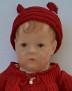 Käthe Kruse Rotkäppchen Puppe I