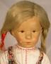 Käthe Kruse Puppe Philine in Originalkleidung
