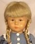 Käthe Kruse Puppe Gusti von 1994