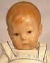 Käthe Kruse Puppe I mit Beschädigung an der Hand