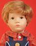 Käthe Kruse Puppe Anton