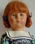 Käthe Kruse Puppe Katharina