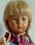 Käthe Kruse Puppe Gusti 47 cm