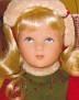 Käthe Kruse Weihnachtspuppe Michaela