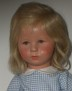 Käthe Kruse Puppe Angela von 1959