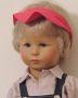 Käthe Kruse Puppe Hasso