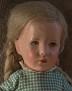 Käthe Kruse Puppe-VIII-Mädchen mit Zöpfen