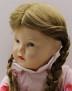 Puppe von Erich Klötzer im Stil von Käthe Kruse