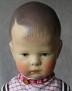 Käthe Kruse Puppe I mit schlankem Körper