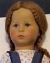 Käthe Kruse Puppe Ursula