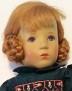 Käthe Kruse Puppe Tracey