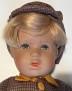 Käthe Kruse Puppe Ricki
