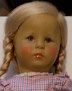 Käthe Kruse Puppe Fritzi