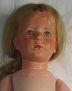 Käthe Kruse Puppe 40er Jahre restauriert