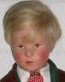 Käthe Kruse VEB-Puppe Friedebald