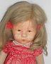 Käthe Kruse Puppe von ca. 1960