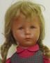 Käthe Kruse Puppe Claudia von 1965